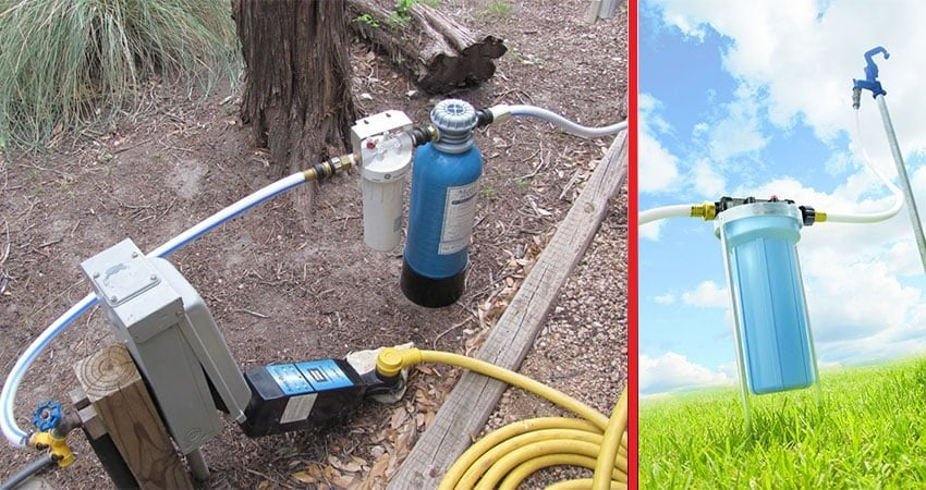 Best Portable Water Softener In 2019 Models For Rv Amp Camping