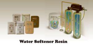 Best Water Softener Resin
