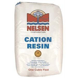 Cation 100-Box Water Softening Resin