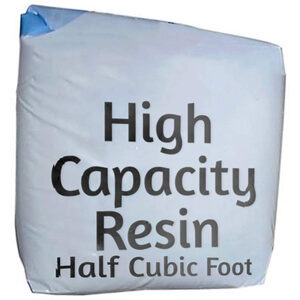 Cation 50-Box Water Softening Resin