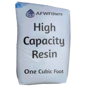 Water Softening Resin Replacement Softener Resin