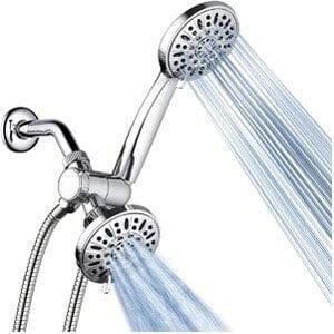 AquaDance High-Pressure Shower Combo