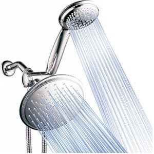 DreamSpa 1432 3-way Rainfall Handheld Shower