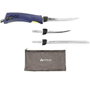 American Angler Classic Heavy Duty Electric Fillet Knife
