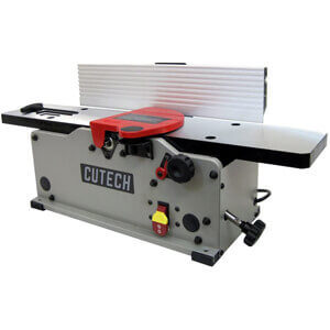 Cutech 40160H-CT 6 Benchtop Jointer