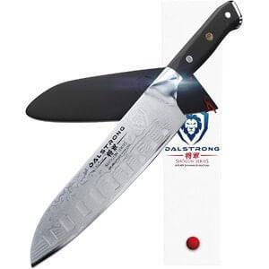 DALSTRONG Shogun Series Santoku Knife