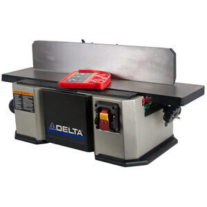 "Delta Power Tools 37-071 6"" MIDI-Benchtop Jointer"