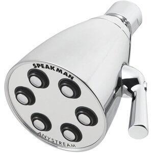 Speakman S-2252 Signature Brass Icon Anystream