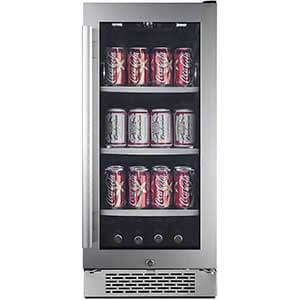 Avallon ABR151SGRH 86 Can 15 Built-In Beverage
