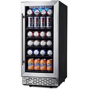 Phiestina PH-CBR100 106 Can Compressor Beverage Cooler