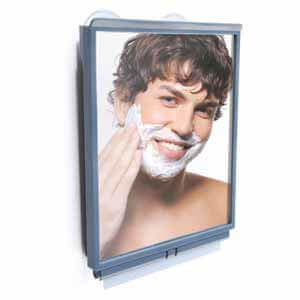 ToiletTree Products Fogless Shower Bathroom Mirror