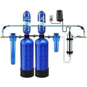 Aquasana Whole House Water Filter 5-Year Well-Water Filter