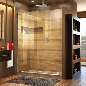 DreamLine Mirage -X Frameless Sliding Shower Door