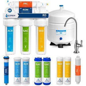 Express Water Reverse Osmosis Water Filtration System