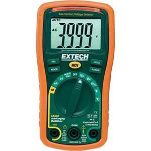 Extech EX330 Mini Multimeter