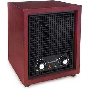 Ivation Ozone Generator Air Purifier, Ionizer & Deodorizer
