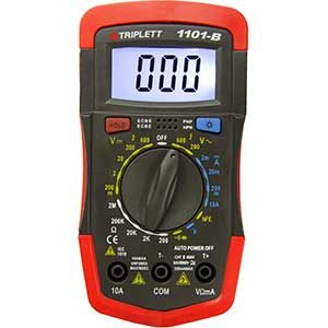 Triplett Compact CAT II Digital Multimeter