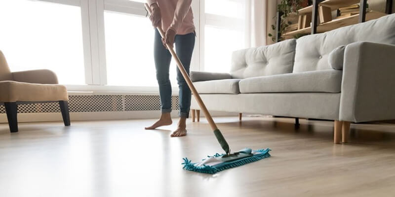 Best Mop for Laminate Floor