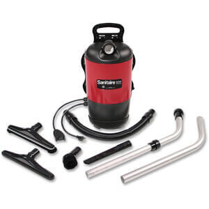 Sanitaire-EURSC412B-Quiet-Clean-Backpack-Vacuum