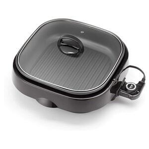 Aroma Housewares 3-in-1 Grillet Indoor Grill