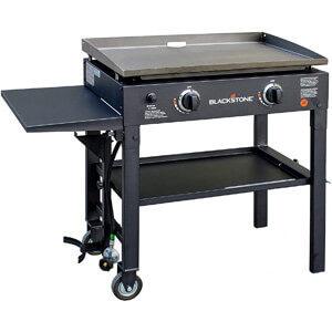 Blackstone 28-inch Outdoor Flat Gas Grill