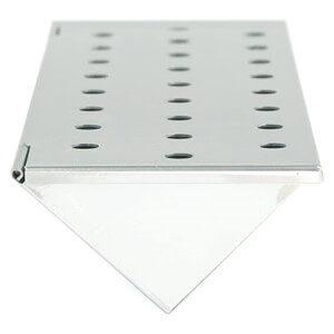 Charcoal Companion Stainless Steel V-Shape Smoker Box