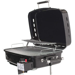 Flame King RV Mounted BBQ Grill
