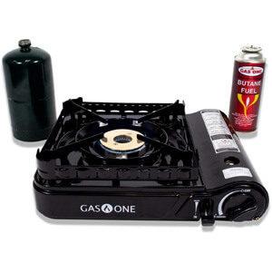 GasOne Dual Fuel Portable Burner