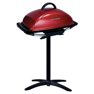 George Foreman 12-Serving Electric Grill