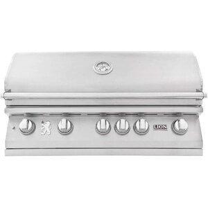 Lion Premium Grills Propane Smoker Grill