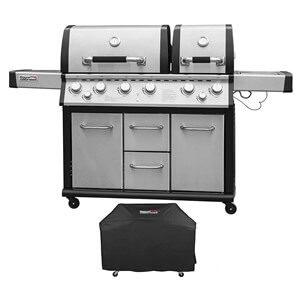 Royal Gourmet Mirage 6-Burner Grill