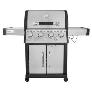 Royal Gourmet Mirage Stainless Steel Infrared Grill 4-Burner