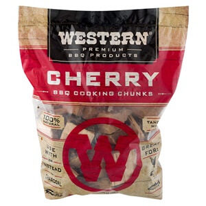 Western Premium BBQ Products Cherry BBQ Cooking Chunks