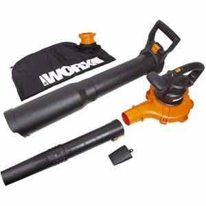 Worx WG518 Electric BlowerMulcherVAC