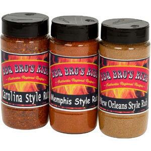 BBQ Bros Ultimate Seasoning Set