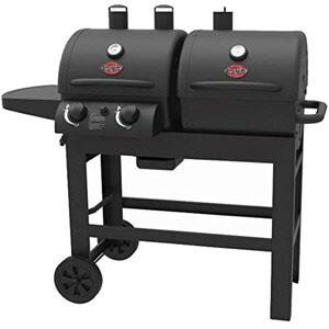 Char-Griller Dual 2 Burner Charcoal