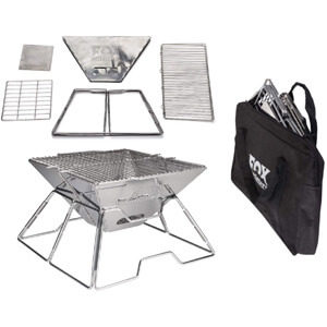Fox Quick Grill Folding Charcoal Grill