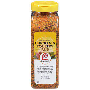 Lawry's Perfect Blend Chicken Rub