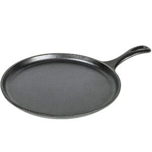 Lodge Cast-Iron Round Griddle