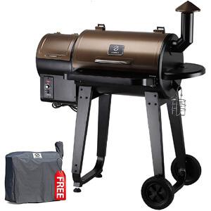 Z Grills ZPG-450A 2019 Grill & Smoker