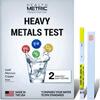 Health Metric Heavy Metal