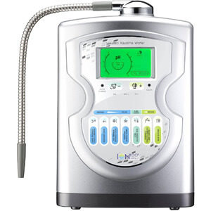 IntelGadgets Advanced Alkaline Water Ionizer