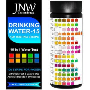 JNW Drinking Water Test Strips