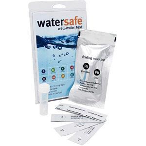 WaterSafe Well Water Testing Kit