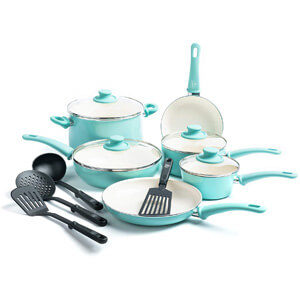 GreenLife Cookware Set