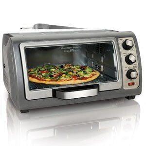 Hamilton Beach Convection Oven Toaster Oven