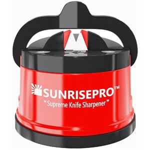 SunrisePro Supreme Knife Sharpener for all Blade Types