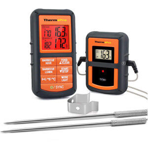 ThermoPro TP 08 S Wireless Thermometer