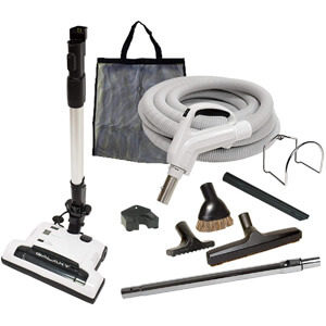 35′ Deluxe Galaxy Central Vacuum Kit