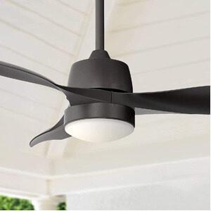 Casa Vieja 44″ Terrazzo Modern Outdoor Ceiling Fan